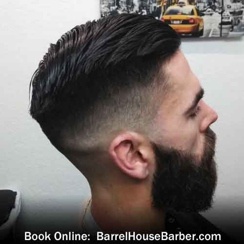 Custom Men's Haircuts