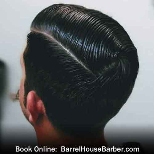 Barber Haircut